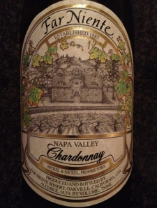 2009 Far Niente Estate Bottled Chardonnay